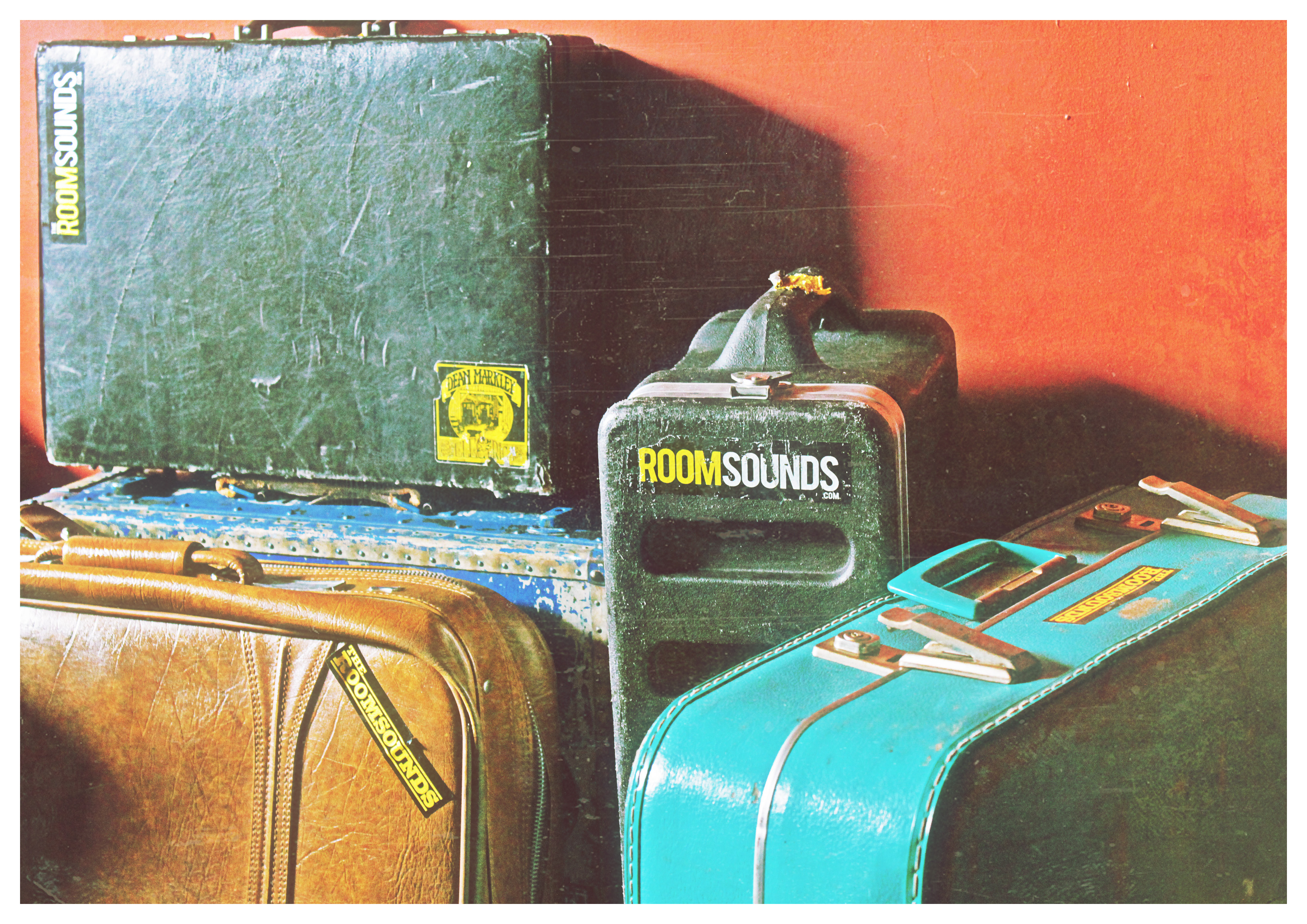 The Roomsounds Gear
