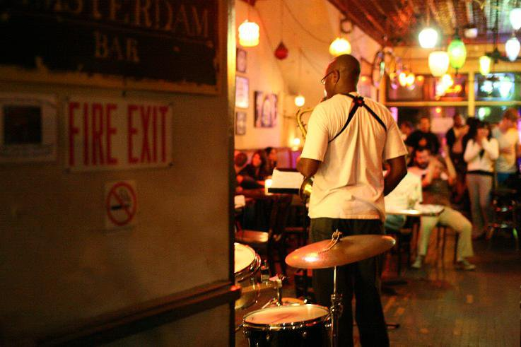 Badass Jazz Night @ The Amsterdam Bar | Dallas | Texas | United States
