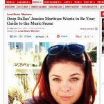 Deep Dallas Music Founder Jessica Martinez